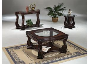 Image for Madison 3pc Set (Coffee Table and 2 End Tables)