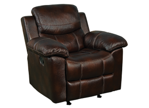 Chestnut Rocker Recliner