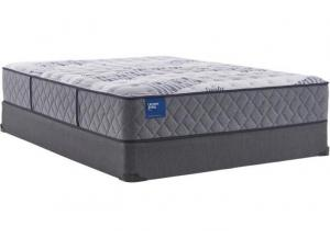 Image for Sealy Black Opal Plush King Mattress