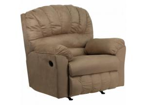 Image for Serta Upholstery 600 Padded Saddle Big Man Rocker/Recliner
