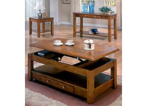 Image for Oak Lift-top Table