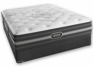 Simmons Beauty Rest Calista Plush Queen Mattress