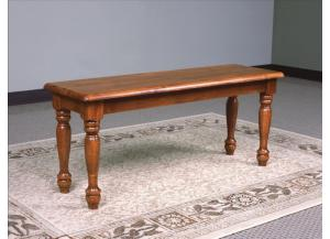 Image for Dark Oak Bench (Available W/ Both Dark Oak Sets)