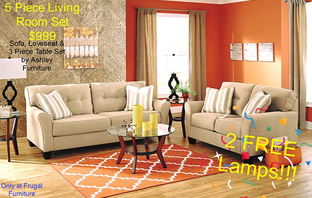 Living Room Set Sale