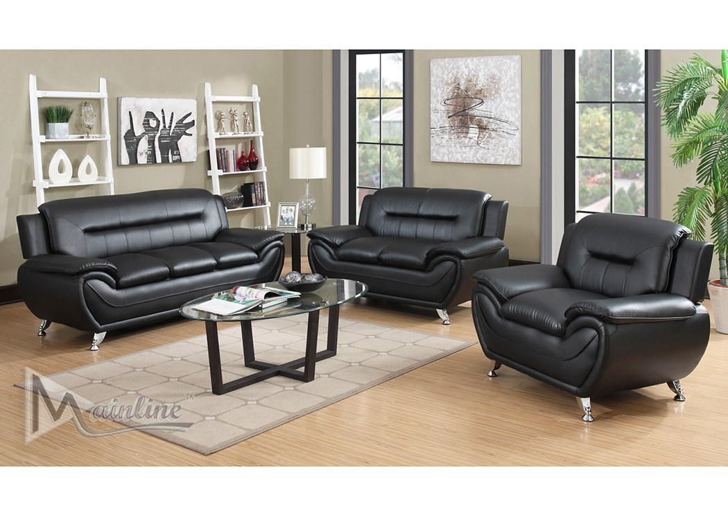 Home Gallery Furniture Store - Philadelphia, PA 2Pc Napoli Leather ...