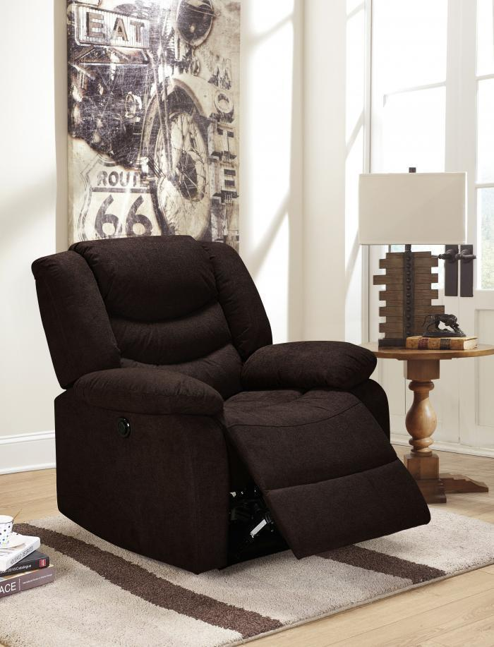 Godiva Power Recliner ,Home Gallery Showcase
