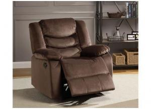 Lifestyle Brown Power Recliner