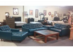 Sofa, loveseat and chaise. All 3 peices for $1297