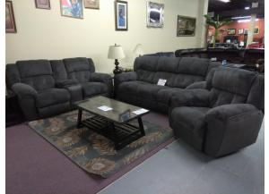 United Power Reclining Sofa & Loveseat