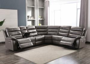 Lifestyle 6450S 6pc Reclining Sectional