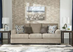 Gray Fabric Dorsten Sofa
