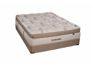 Platinum Twin Eurotop Innerspring Mattress