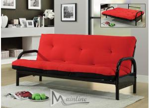 Classic Futon with Futon Mattress
