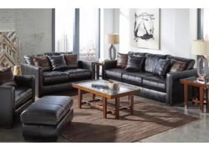Black Tucker Sofa & Loveseat