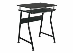 Landmark Black Writing Desk