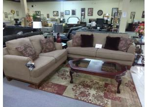 Sofa & Loveseat,InStore ONLY