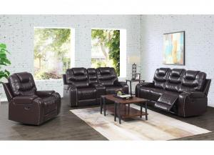 Paramount Brown Recliner