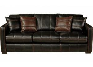 Black Tucker Sofa