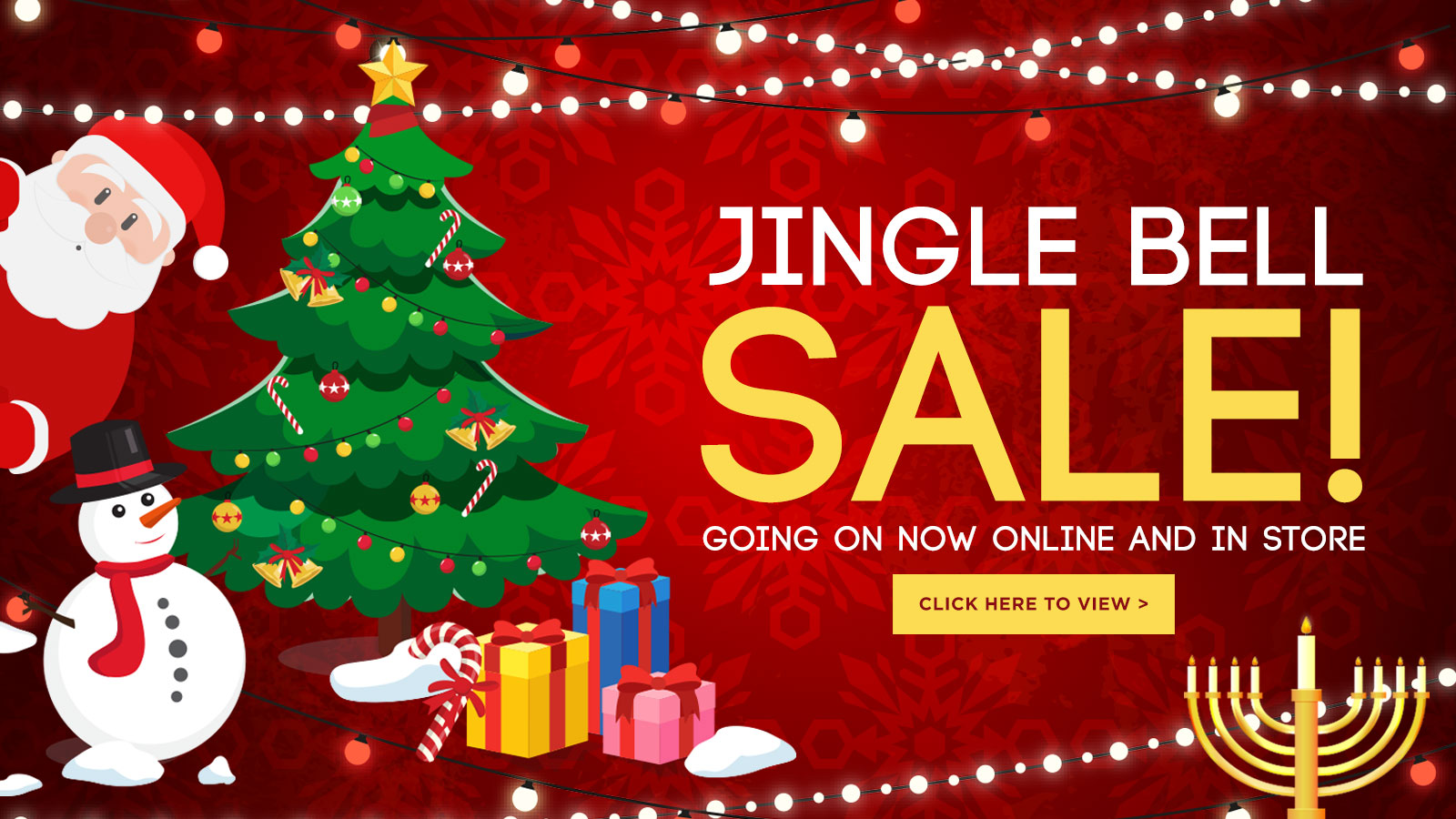 Jingle Bells Sale