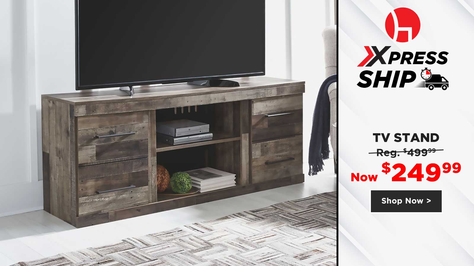 TV Stand $249.99