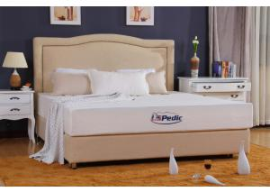 Firm-Memory Foam-Infused with Gel King Set
