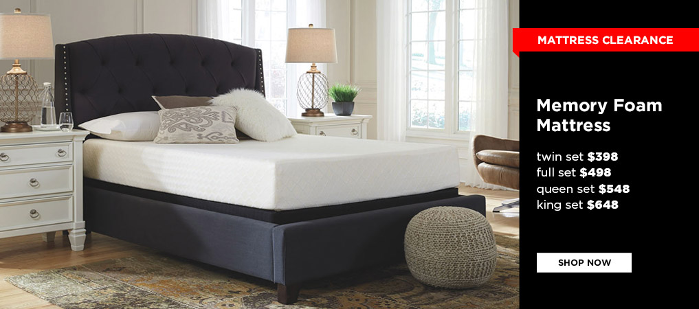 Chime Memory Foam Mattress
