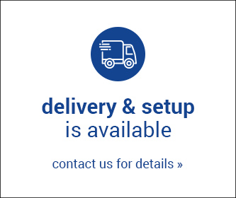 Delivery & Setup Available