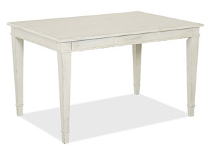Southern Kitchen Counter Height Table
