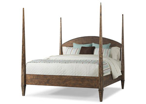 Jasper California King Poster Bed