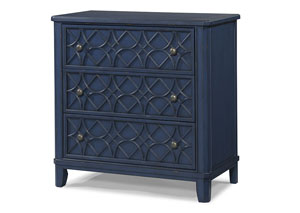 Gwendolyn 3 Drawer Nightstand