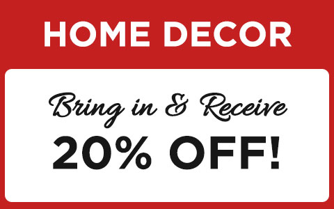 20% Off In-Store Coupon