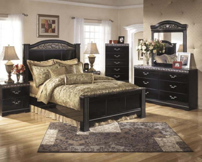 Constellations Complete Bedroom Package Deal,Ashley Signature