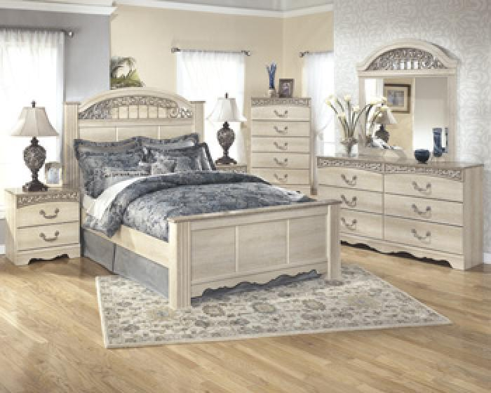 Catalina Complete Bedroom Package Deal,Ashley Signature