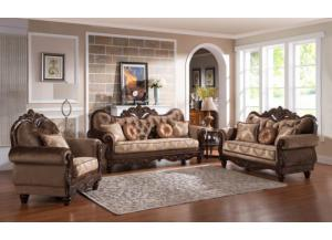 Image for ZOYA Sofa & Loveseat