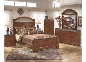 Fairbrooks Estate Complete Bedroom Set Package Deal