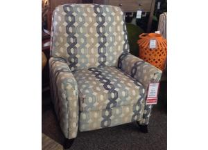 Nantucket Coastal Recliner