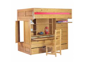 Wyatt Full/Twin Loft Bed