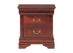 Cherry Louis Philippe Nightstand