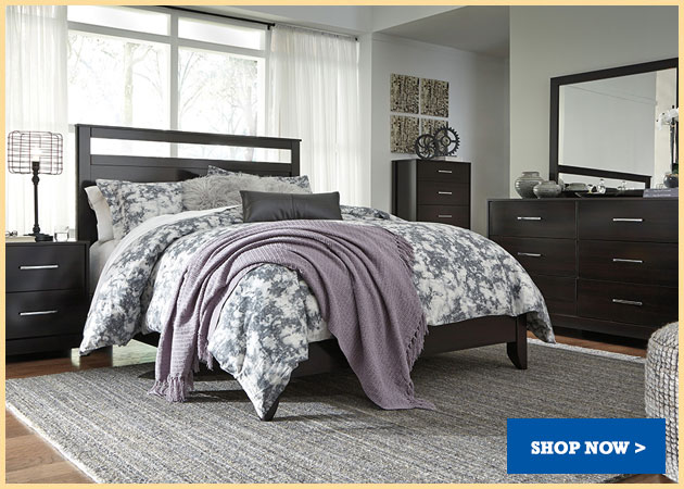 Maier Sectional Agella Queen Bedroom Set ...