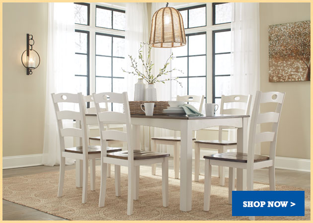 Woodanville Dining Set