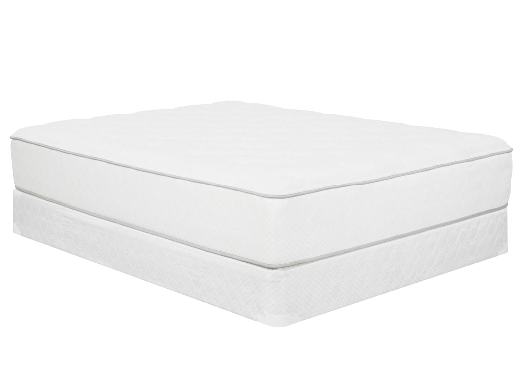 Greenley Plush Queen Mattress Set,Furniture Expo Showcase