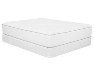 Greenley Plush Twin Mattress Set