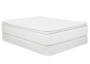 Greenley Pillow Top Twin Mattress Set