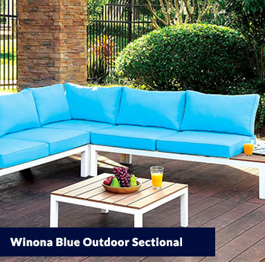 Winona Outdoor Sectional