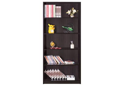 Bookcase in Red Cocoa