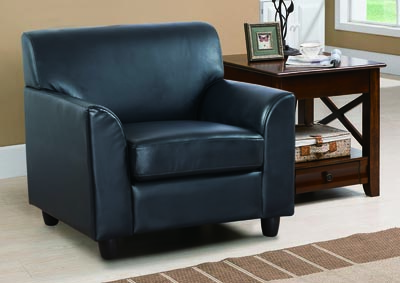 Accent Chair in Blue