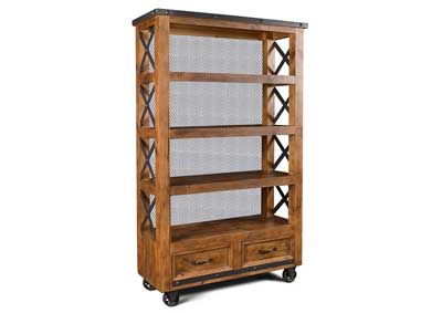 Urban Rustic Bookcase