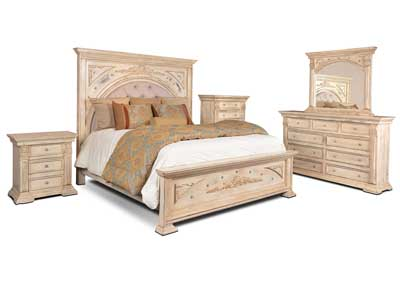 Sienna Queen Bed