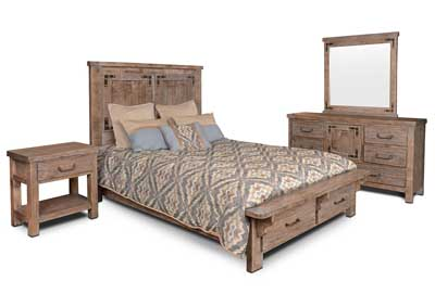 Foundry Queen Bed