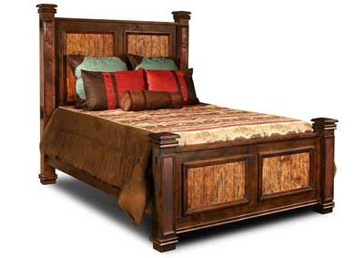 Copper Ridge Queen Bed